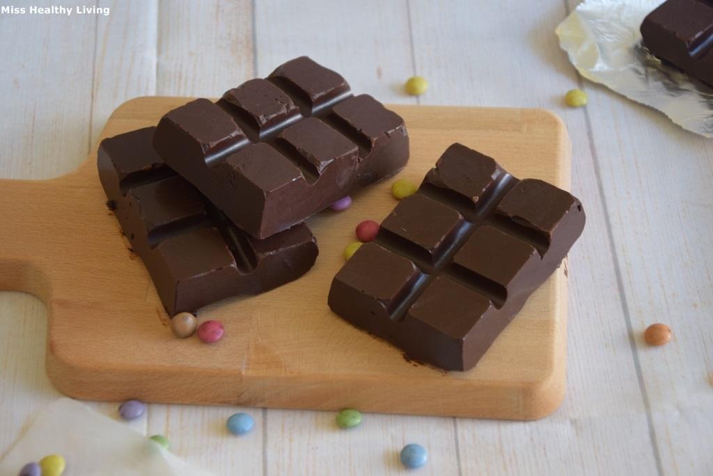 χειροποίητη σοκολάτα χωρίς ζάχαρη 2