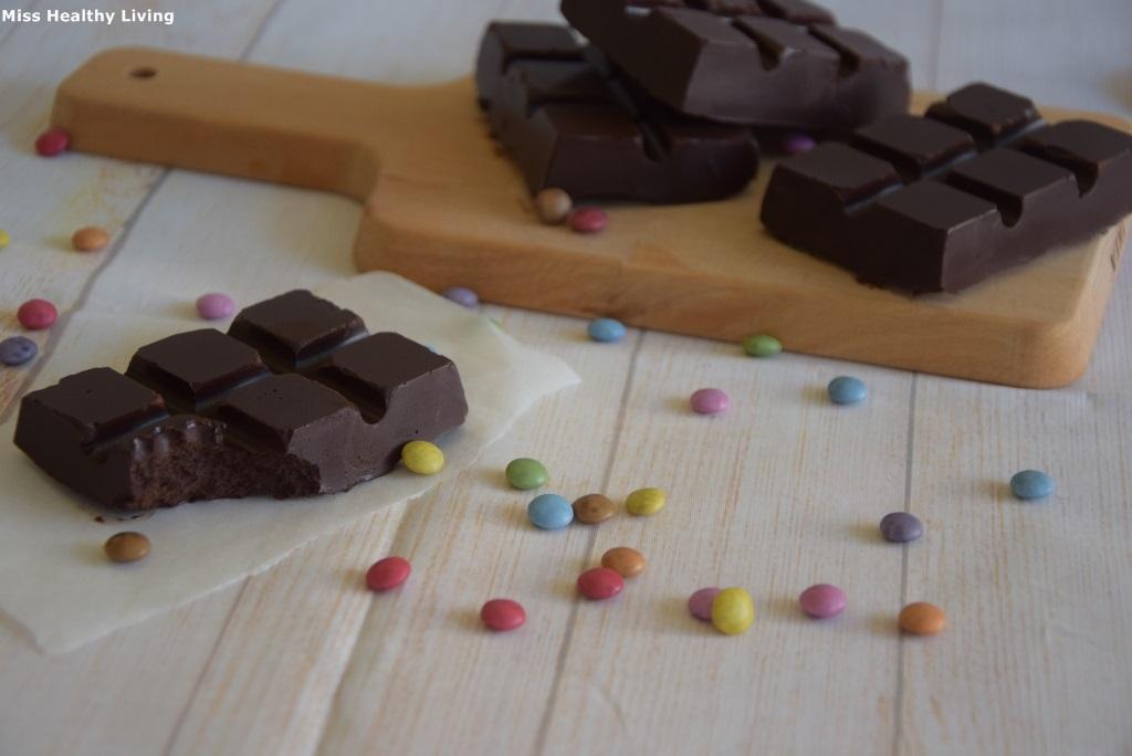 χειροποίητη σοκολάτα χωρίς ζάχαρη 3