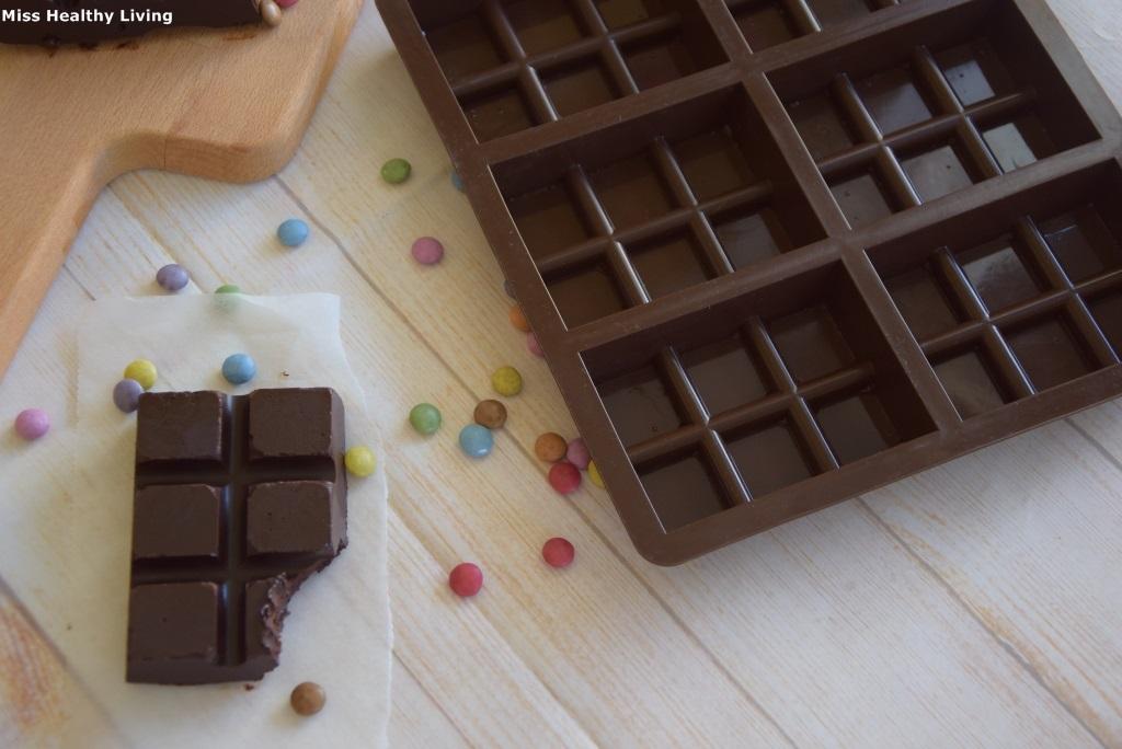 χειροποίητη σοκολάτα χωρίς ζάχαρη 5