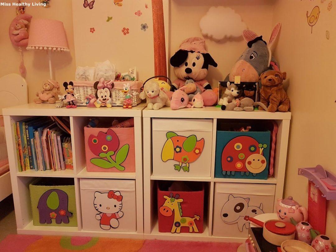 αποθηκευτικός-χώρος-στο-παιδικό-δωμάτιο-από-κούτες 2