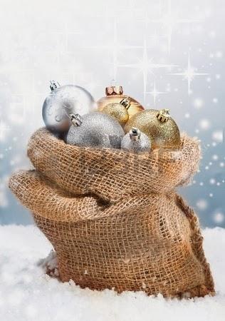 σάκος-με-Χριστουγεννιάτικες-μπάλες