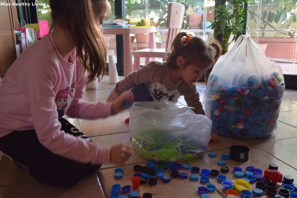 πλαστικά-καπάκια-ανακύκλωση