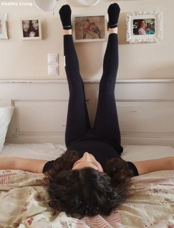 τα πόδια-στον-τοίχο