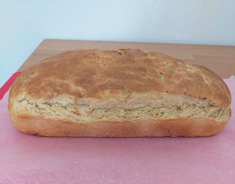 ψωμί του τοστ χωρίς ζάχαρη και συντηρητικά