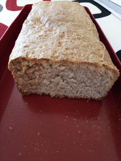 σπιτικό ψωμί με αλεύρι Ζέας
