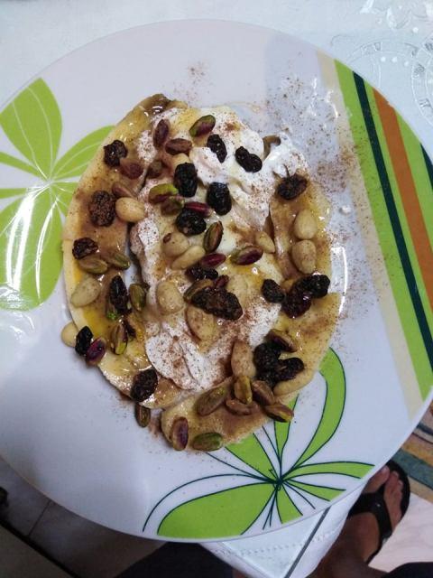 μπανάνα σπλιτ