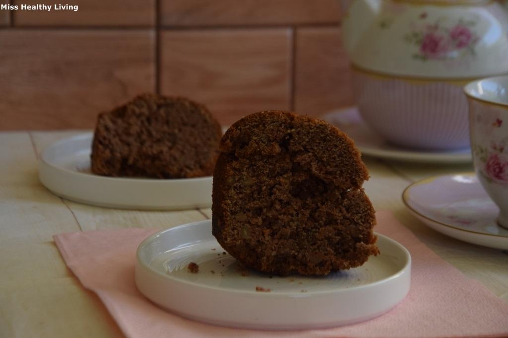 κέικ καρότο χωρίς ζάχαρη