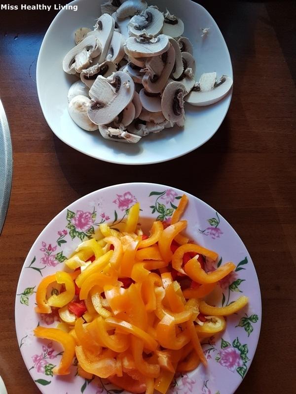 λαχανικά σοτέ