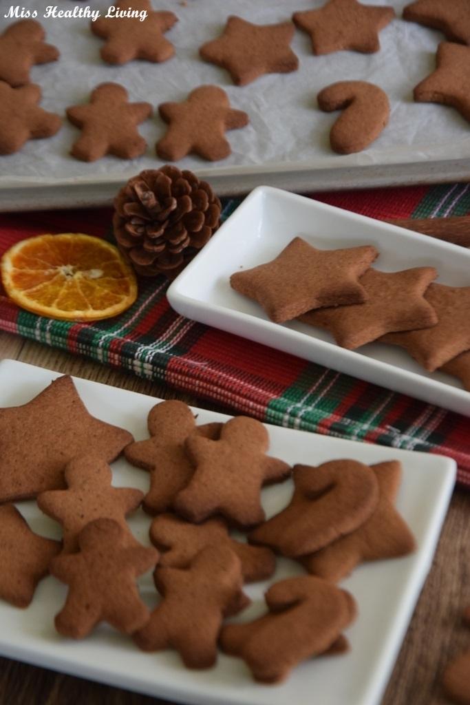 μπισκότα με φαγόπυρο και κανέλα