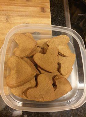 μπισκότα χωρίς ζάχαρη με φαγόπυρο