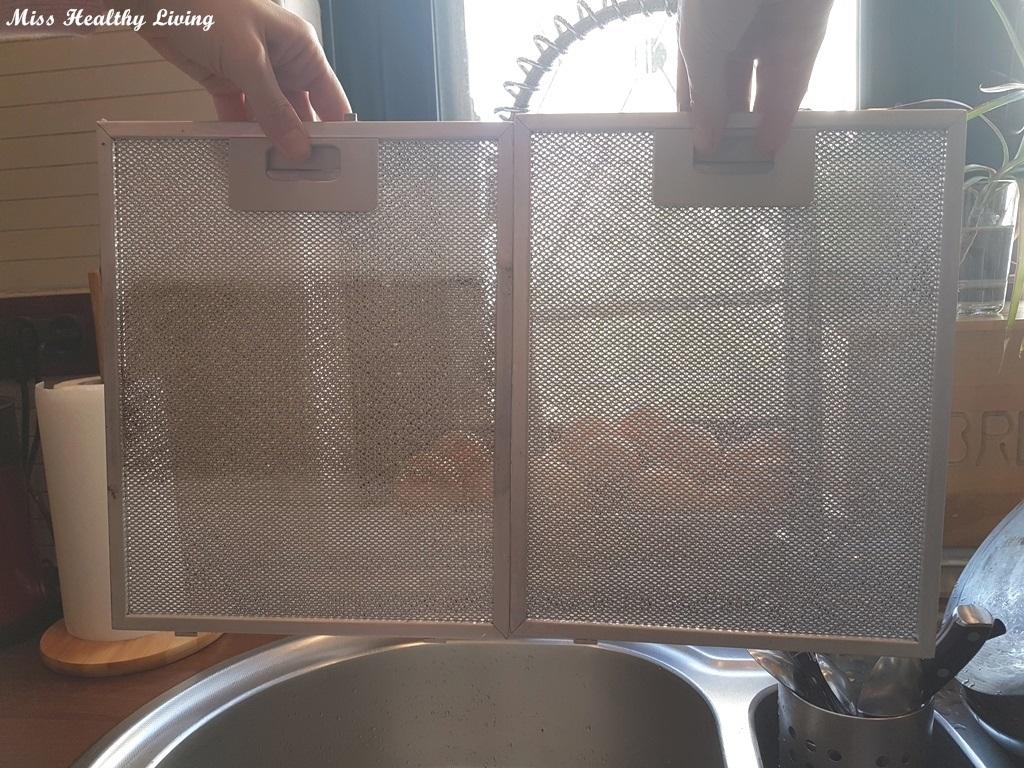 απορροφητήρας. Πώς να τον καθαρίσεις χωρίς χημικά καθαριστικά