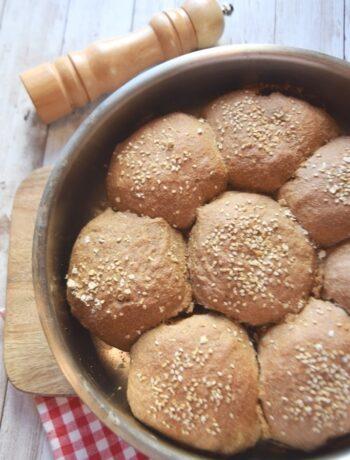 ψωμί ολικής άλεσης μαργαρίτα