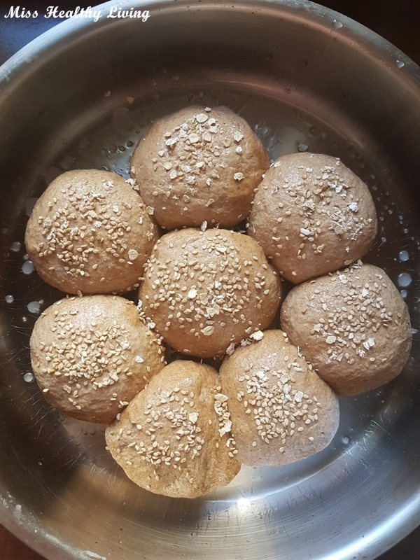 ψωμί ολικής μαργαρίτα