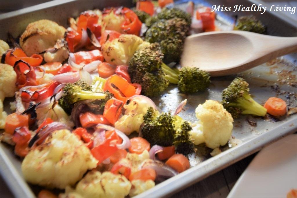 χειμωνιάτικα ψητά λαχανικά
